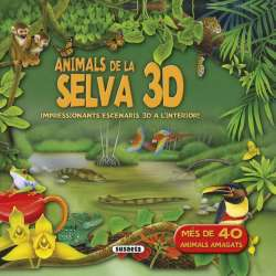 Animals de la selva 3D