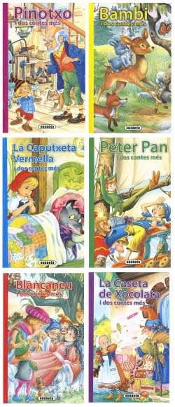 Classicontes (6 títols)