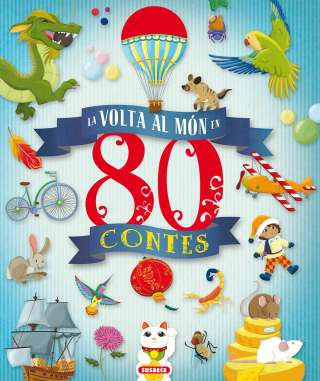La volta al món en 80 contes