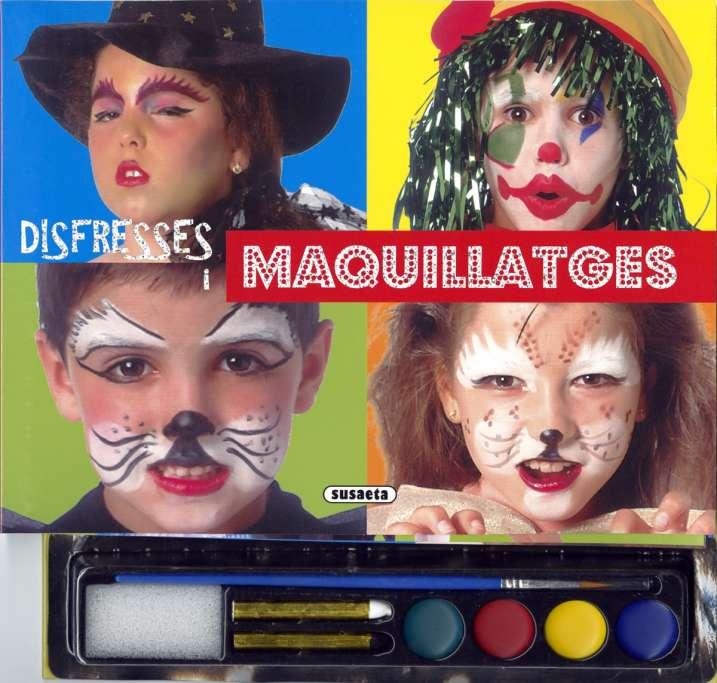 Disfresses i maquillatges