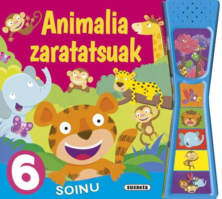 Animalia zaratatsuak