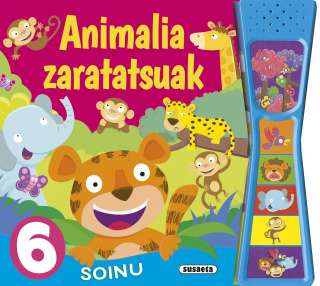 Animalia zaratatsuak