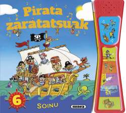 Pirata zaratatsuak
