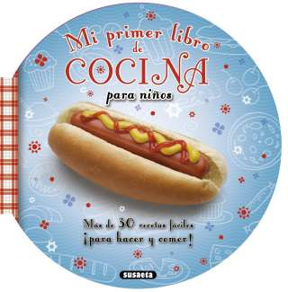 Mi primer libro de cocina...
