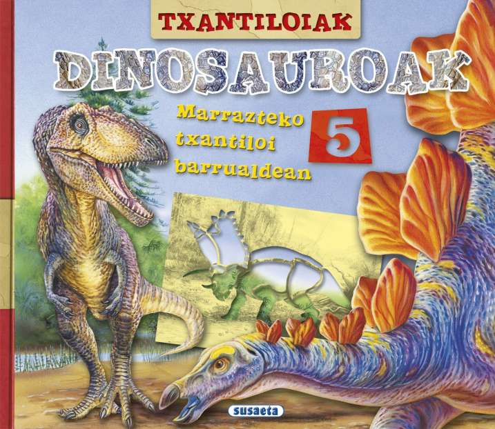 Txantiloiak dinosauroak