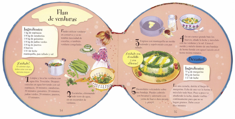 Mi Primer Libro De Cocina.