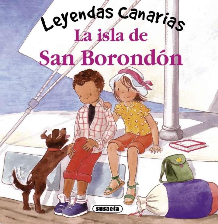 La isla de san Borondón