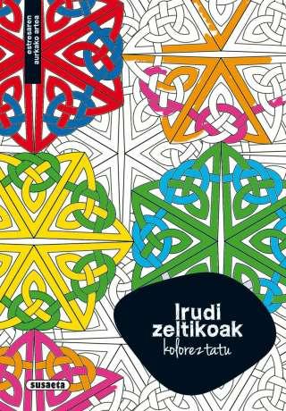 Irudi zeltikoak koloreztatu