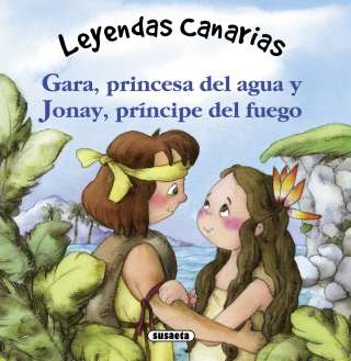 Gara, princesa del agua y...