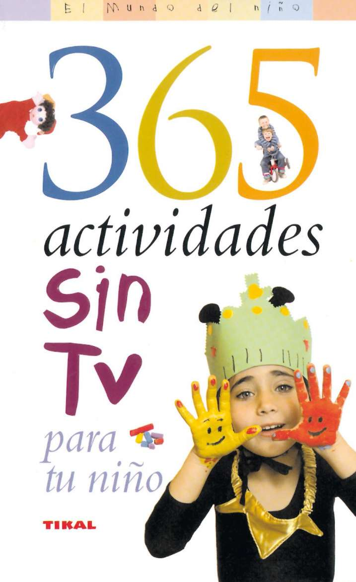 365 actividades sin TV para...