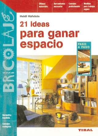 21 ideas para ganar espacio
