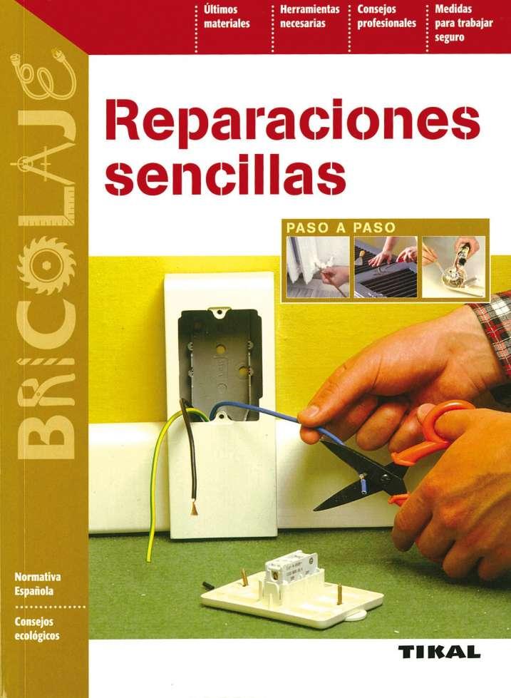 Reparaciones sencillas