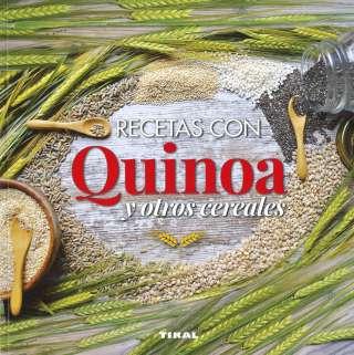 Recetas con quinoa y otros...