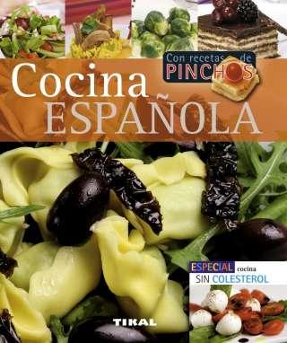 Cocina española. Con...