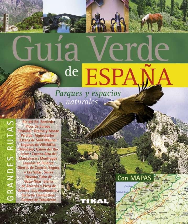 Guía verde de España....