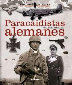 Paracaidistas alemanes....