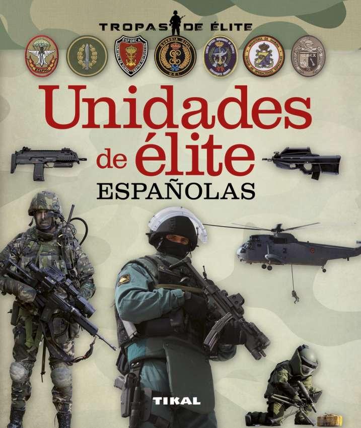 Unidades de élite españolas