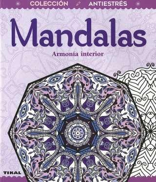 Mandalas. Libro para colorear