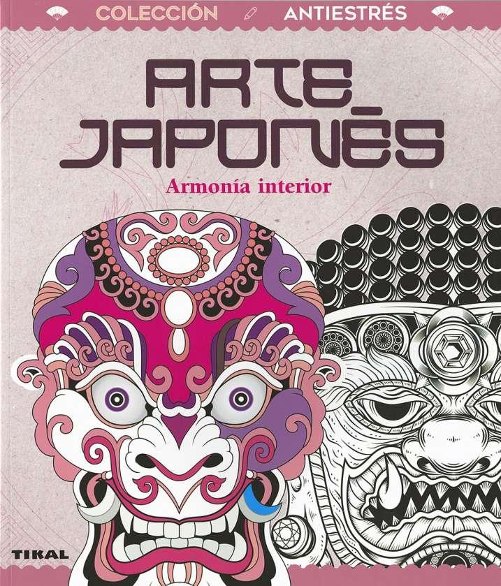 Arte japonés. Libro para colorear | Editorial Susaeta - Venta de ...