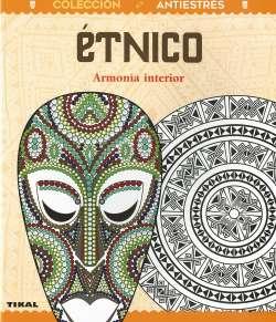 Étnico. Libro para colorear