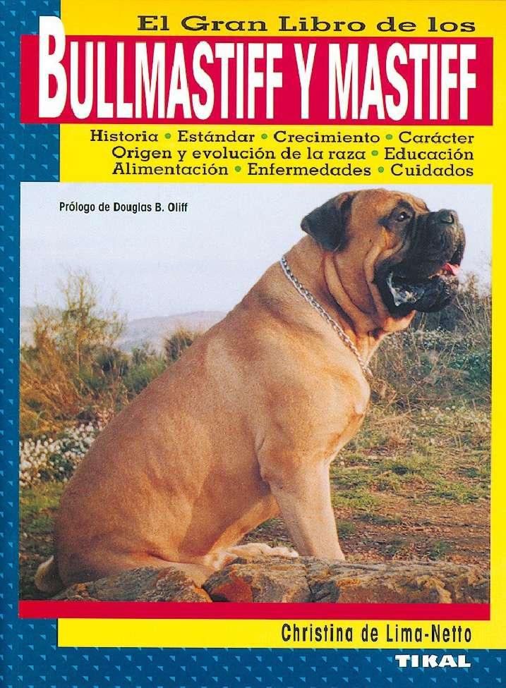 Bullmastiff y mastiff