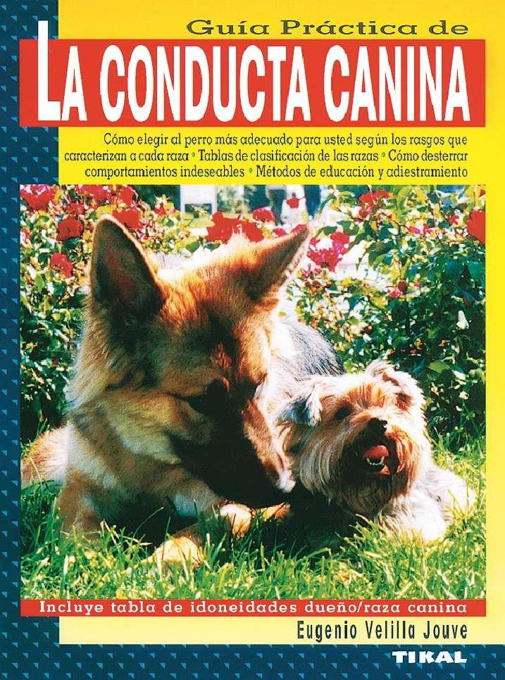 La conducta canina