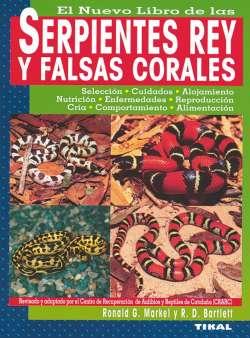 Serpientes rey y falsas...