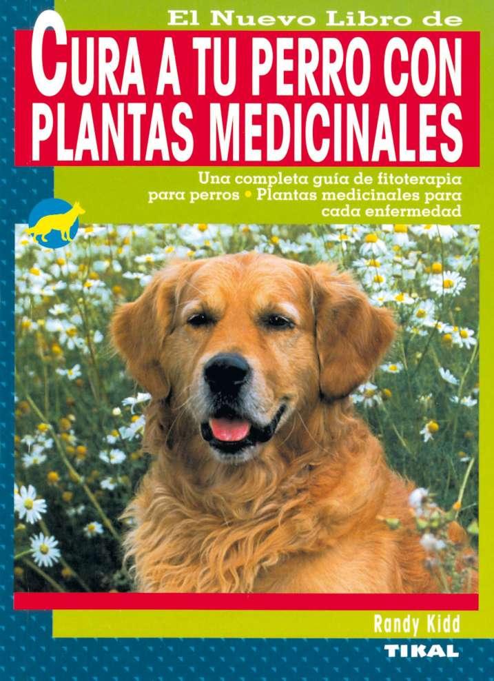 Cura a tu perro con plantas...
