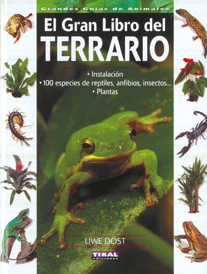 El gran libro del terrario