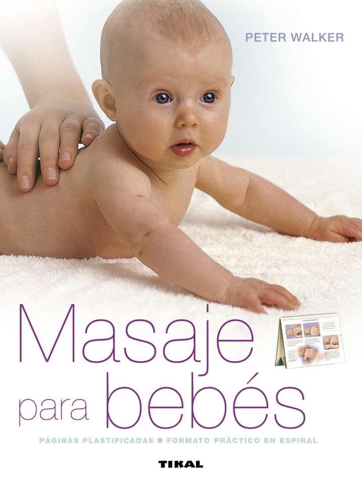Masaje para bebés