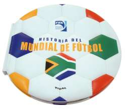 Historia del mundial de fútbol