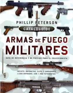Catálogo de armas de fuego...