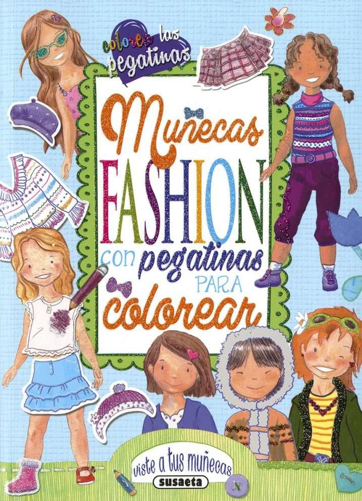 Muñecas fashion con...