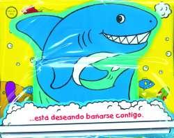 Un tiburón en mi bañera