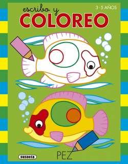 Escribo y coloreo 4