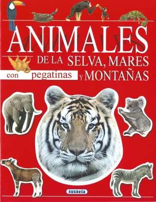 Animales de la selva, mares...
