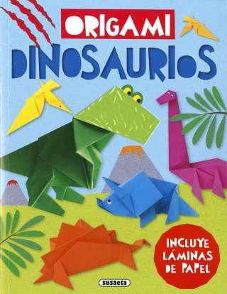 Origami. Dinosaurios