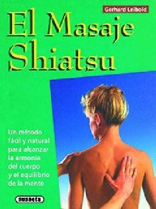 El masaje shiatsu
