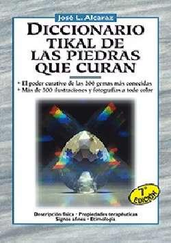 Diccionario de las piedras...