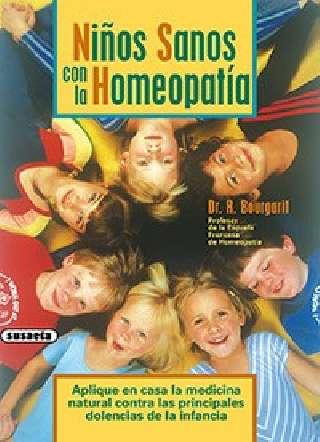 Niños sanos con la homeopatía