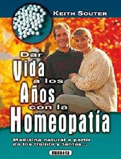 Homeopatía a partir de los 40