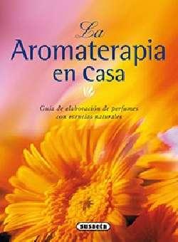 La aromaterapia en casa