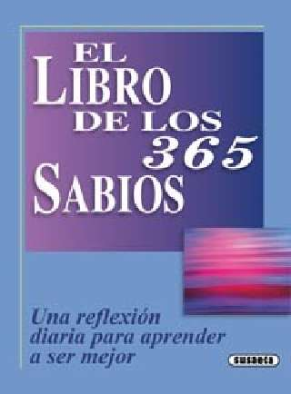 El libro de los 365 sabios