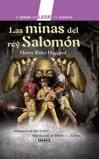 Las minas de rey Salomón
