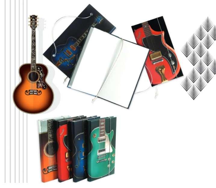 Expositor Rock (16 ejemplares)