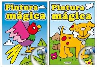 Pintura mágica (2 títulos)