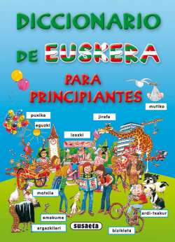 Diccionario de euskera para...