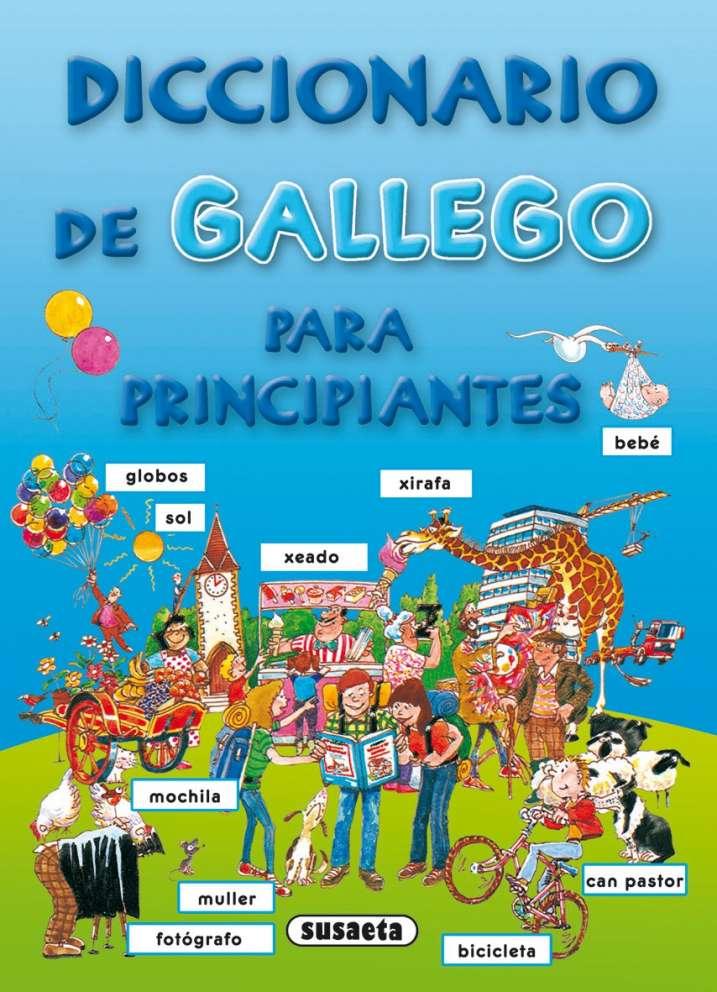 Diccionario de gallego para...