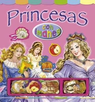 Princesas con imanes