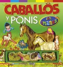 Caballos y ponis con imanes
